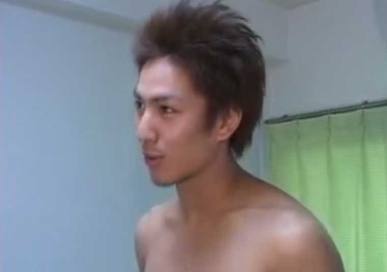 Coat Power Grip 095 - Free Japanese Gay Porn Videos